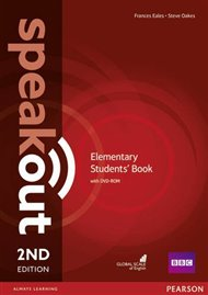 Speakout 2nd Edition Elementary Student's Book and DVD-ROM