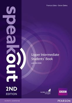 Obálka titulu Speakout 2nd Edition Upper-Intermediate Student's Book