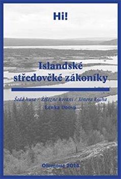 Obálka titulu Islandské středověké zákoníky