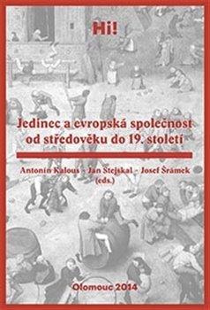 Obálka titulu Jedinec a evropská společnost od středověku do 19. století