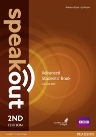 Speakout 2nd Edition Advanced Student's Book and DVD-ROM