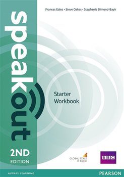 Obálka titulu Speakout 2nd Edition Starter Workbook without Key