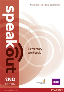 Obálka titulu Speakout 2nd Edition Elementary Workbook without Key