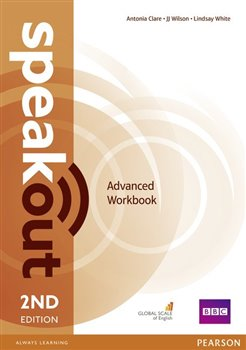Obálka titulu Speakout 2nd Edition Advanced Workbook without Key