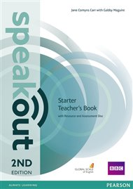 Speakout 2nd Edition Starter Teacher's Guide with Resource Disc