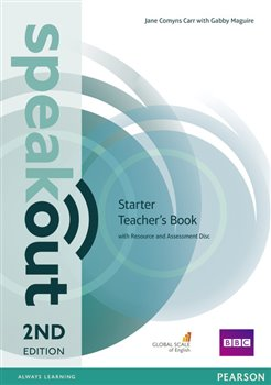 Obálka titulu Speakout 2nd Edition Starter Teacher's Guide with Resource Disc