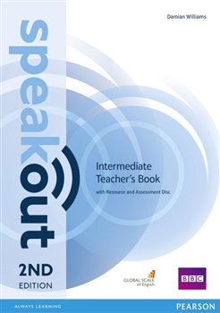 Obálka titulu Speakout 2nd Edition Intermediate Teacher's Guide