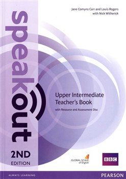 Obálka titulu Speakout 2nd Edition Upper Intermediate Teacher's Guide