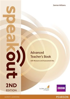 Obálka titulu Speakout 2nd Edition Advanced Teacher's Guide