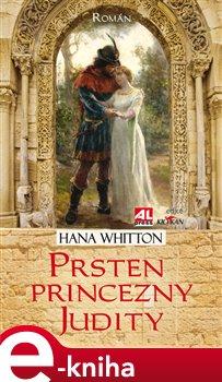 Obálka titulu Prsten princezny Judity