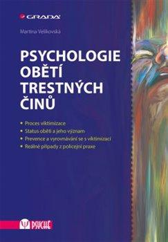 Obálka titulu Psychologie obětí trestných činů