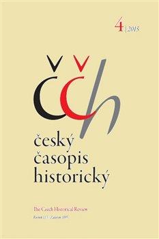 Obálka titulu Český časopis historický 4/2015