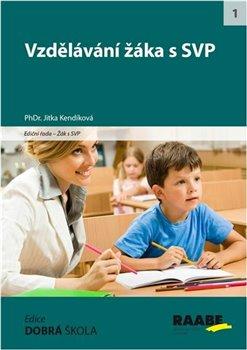 Obálka titulu Vzdělávání žáka s SVP