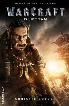 Obálka titulu Warcraft - Durotan