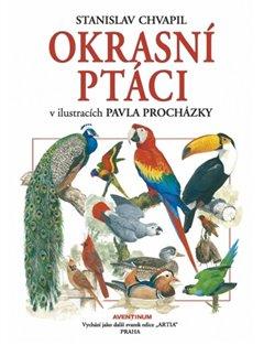 Obálka titulu Okrasní ptáci