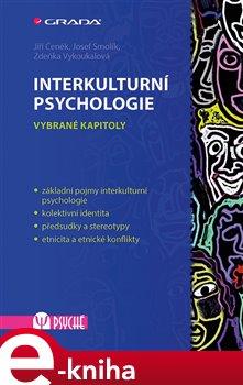 Obálka titulu Interkulturní psychologie