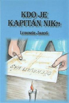 Obálka titulu Kdo je kapitán Nik?!