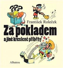 Obálka titulu Za pokladem a jiné kreslené příběhy