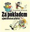 Obálka knihy Za pokladem a jiné kreslené příběhy