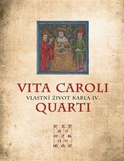 Obálka titulu Vita Caroli Quarti