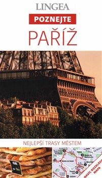 Obálka titulu Paříž - Poznejte