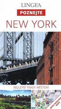 Obálka titulu New York - Poznejte