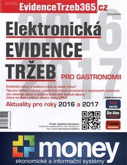 Obálka titulu Elektronická evidence tržeb pro gastronomii