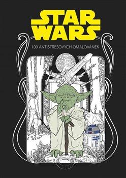 Obálka titulu Star Wars: 100 antistresových omalovánek