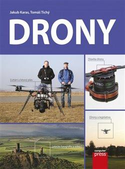 Obálka titulu Drony