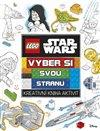 Obálka knihy Lego Star Wars Vyber si svou stranu