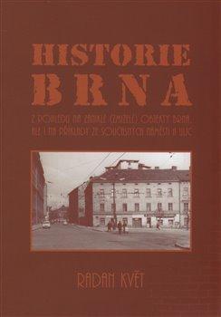 Obálka titulu Historie Brna