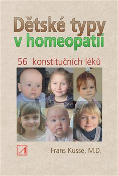Obálka titulu Dětské typy v homeopatii