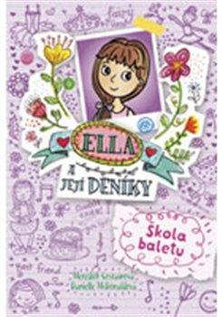 Obálka titulu Ella a její deníky 2: Škola baletu