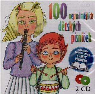 CD 100 NEJZNÁMĚJŠÍCH DĚTSKÝCH PÍSNIČEK