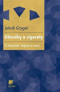 Obálka titulu Děvušky a cigarety
