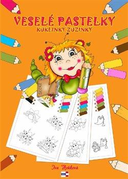 Veselé pastelky kuklinky Zuzinky - Iva Hoňková