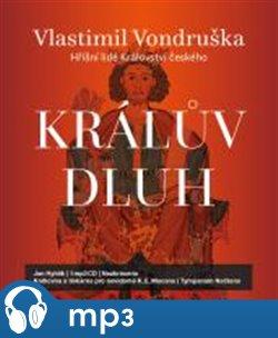 Králův dluh, mp3 - Vlastimil Vondruška