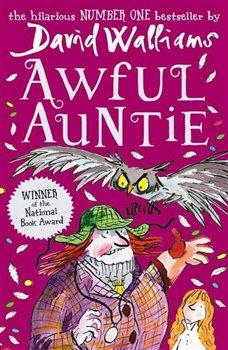 Obálka titulu Awful Auntie