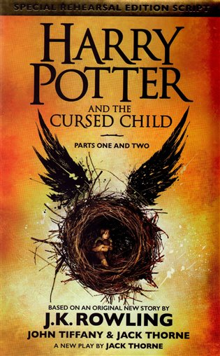 Harry Potter and the Cursed Child (8) - Parts I & II (hardcover)