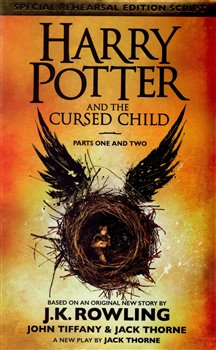 Obálka titulu Harry Potter and the Cursed Child (8) - Parts I & II (hardcover)