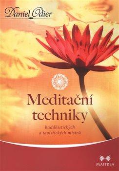 Obálka titulu Meditační techniky