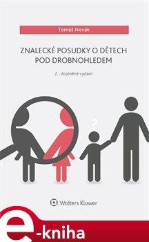 Obálka titulu Znalecké posudky o dětech pod drobnohledem