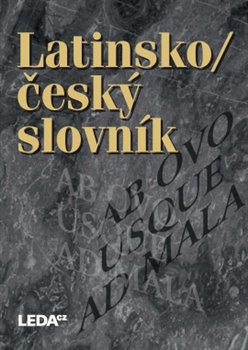 Obálka titulu Latinsko-český slovník
