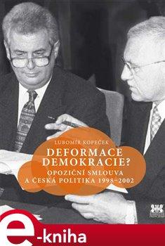 Obálka titulu Deformace demokracie?