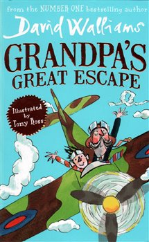 Obálka titulu Grandpa´s Great Escape