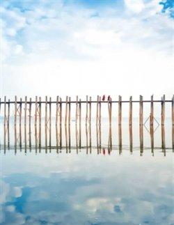 Obálka titulu Zápisník - Most ve vodě