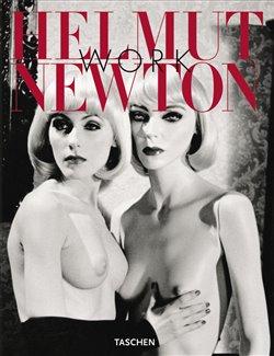 Obálka titulu Helmut Newton – Work