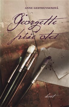 Obálka titulu Georgette píše otci