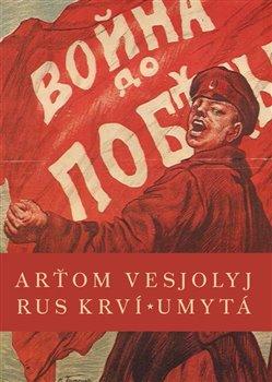 Obálka titulu Rus krví umytá