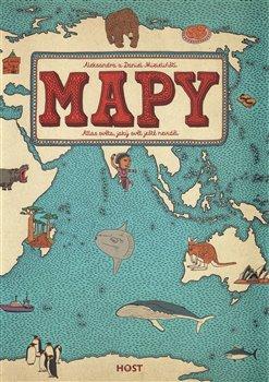 Obálka titulu Mapy
